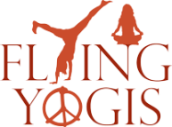 Flying Yogis logo