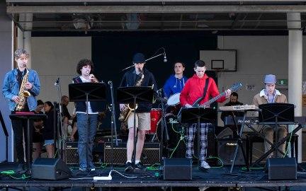 Jazz ensemble Bayfest 2018