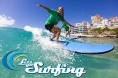 Let's Go Surfing logo