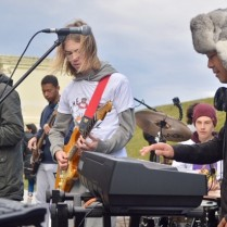City to Surf 2019 All of the Above perform