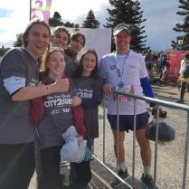 City to Surf 2019 complete